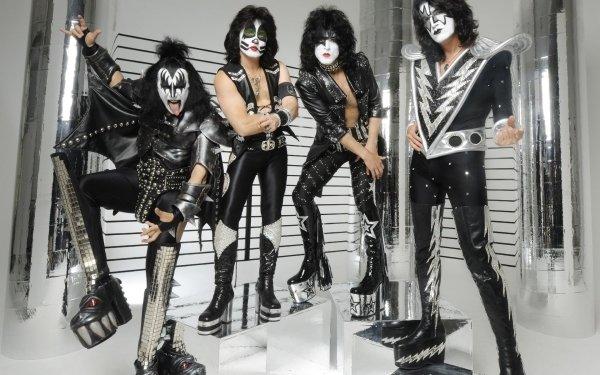 Music KISS Band (Music) United States HD Wallpaper | Background Image