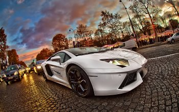 Vehicles - Lamborghini Wallpapers and Backgrounds ID : 225061