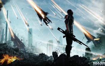 Video Game - Mass Effect 3 Wallpapers and Backgrounds ID : 225783