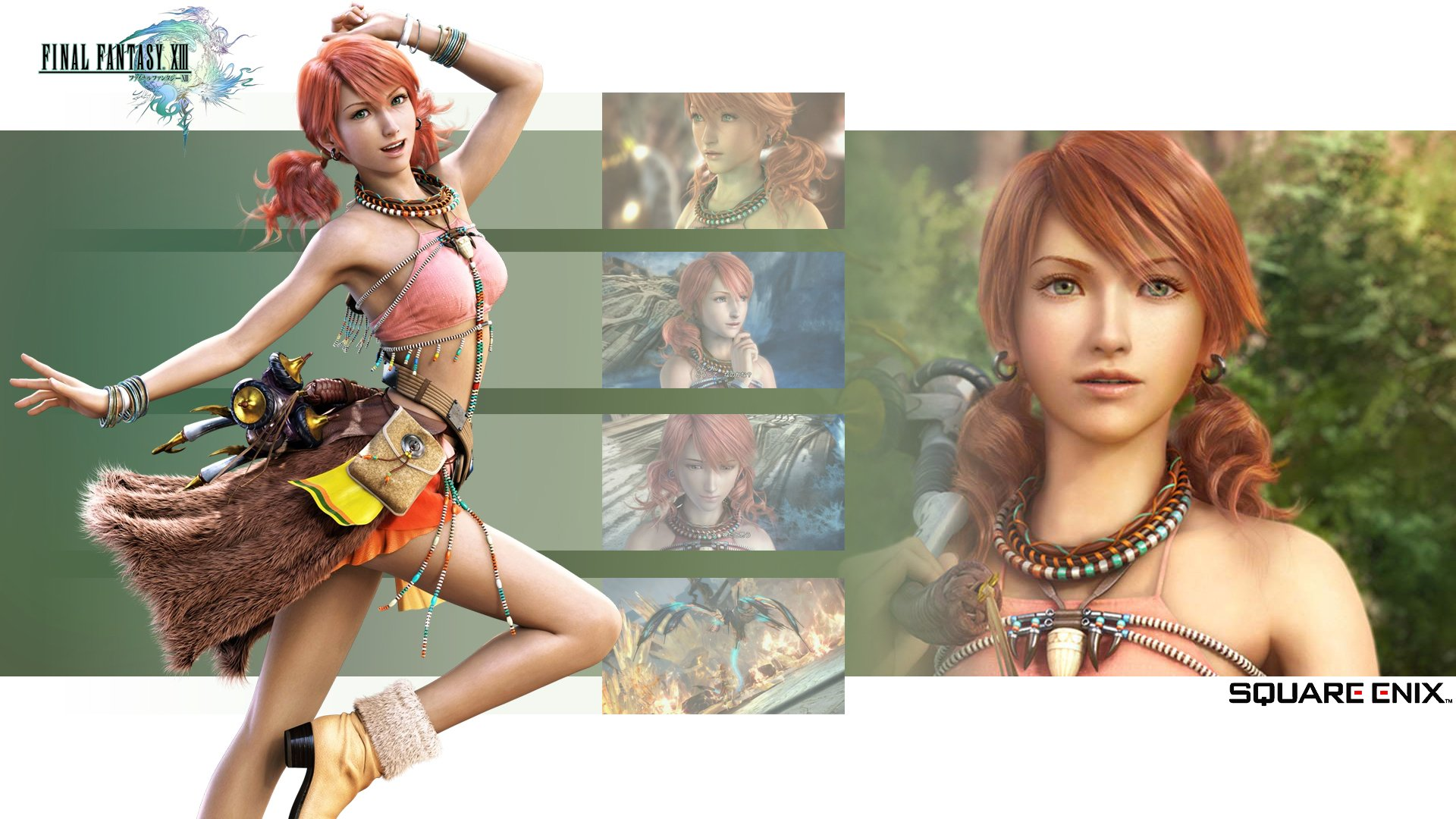 Video Game - Final Fantasy XIII  Wallpaper