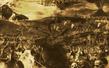 Video Game - Lord Of The Rings Wallpapers and Backgrounds