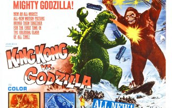 Movie - King Kong Vs. Godzilla  Wallpapers and Backgrounds ID : 227281