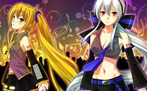 Anime Vocaloid Akita Neru Yowane Haku HD Wallpaper   Background Image