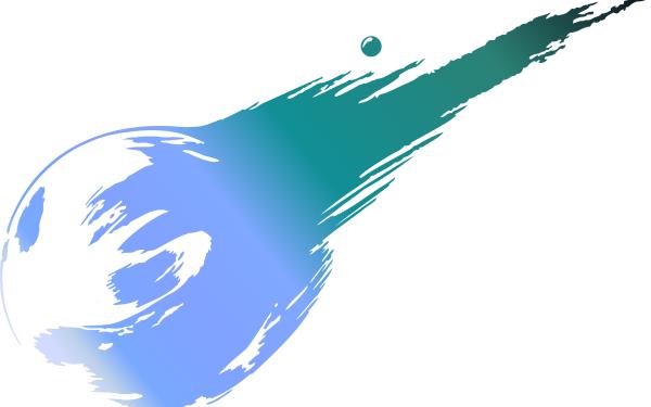 Video Game Final Fantasy VII Final Fantasy Logo HD Wallpaper | Background Image