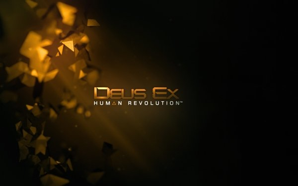 Video Game - Deus Ex Wallpapers and Backgrounds