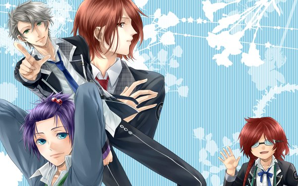 Anime Starry☆Sky HD Wallpaper | Background Image