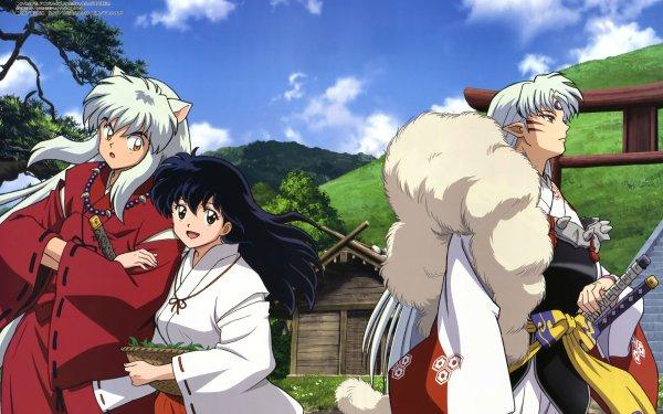 Anime InuYasha HD Wallpaper | Background Image