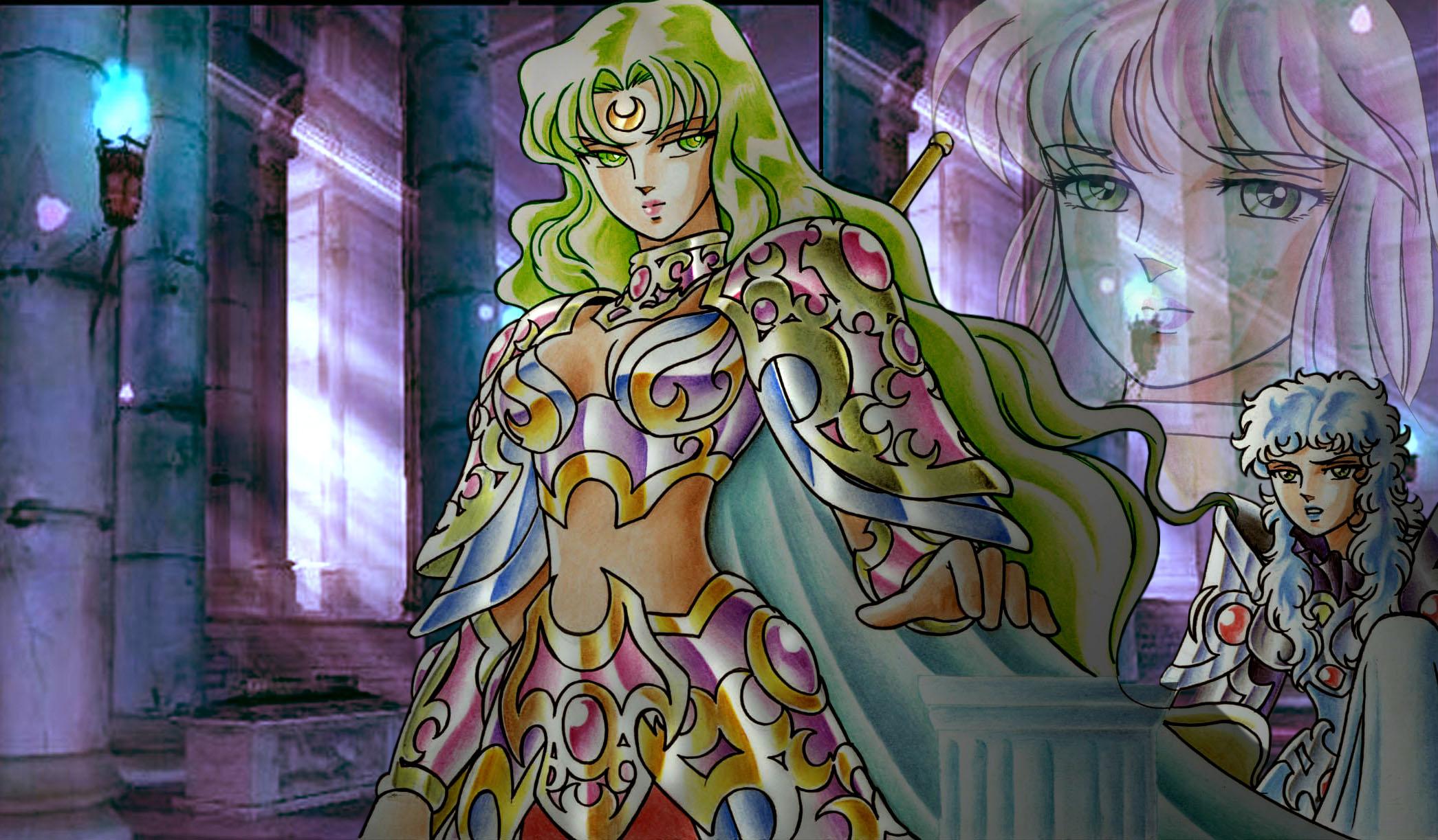 Anime - Saint Seiya  Wallpaper