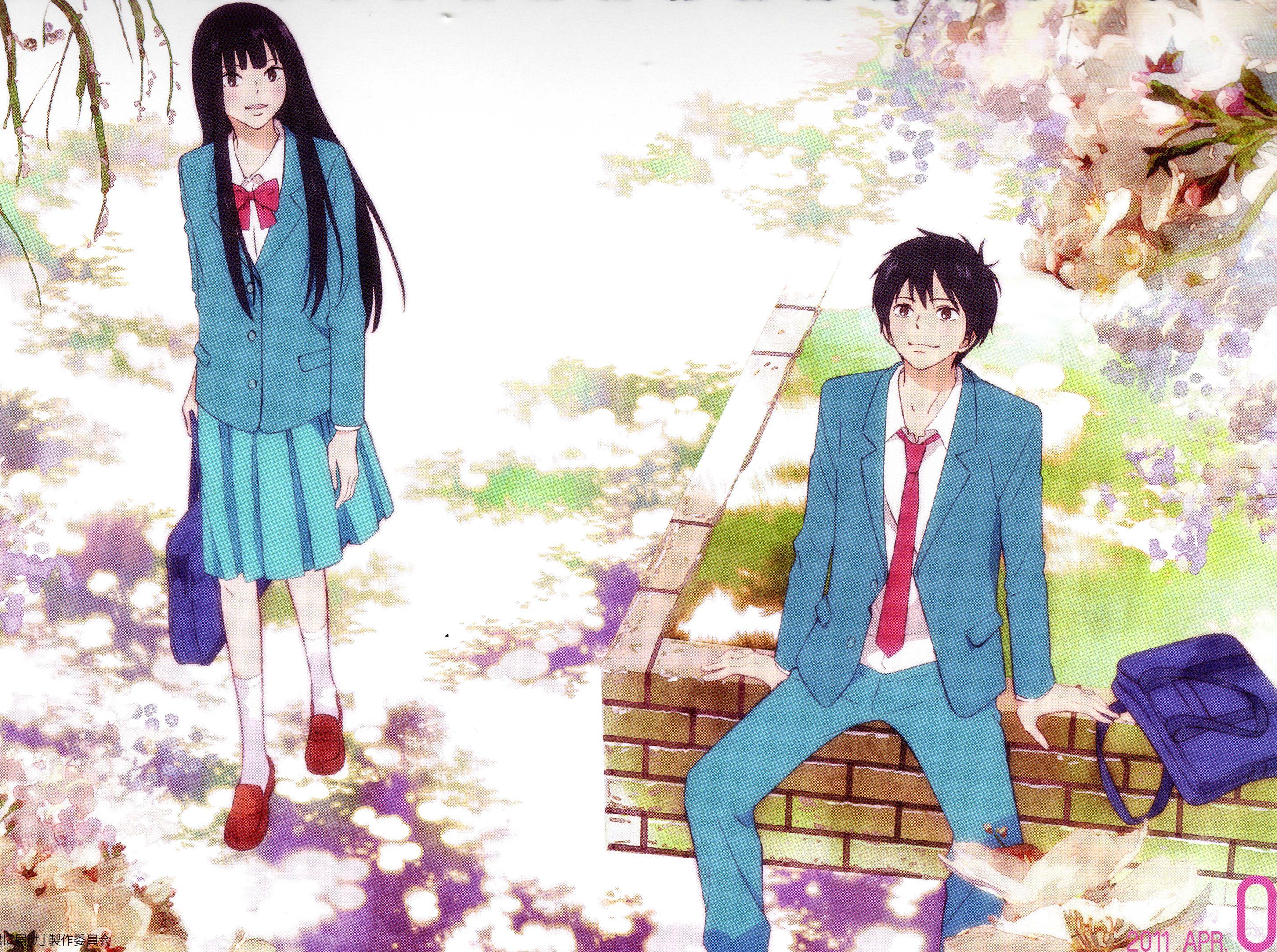 61 Kimi Ni Todoke HD Wallpapers | Backgrounds - Wallpaper Abyss
