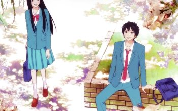 66 Kimi Ni Todoke Hd Wallpapers Background Images Wallpaper Abyss