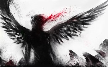 Oscuro - Angel Wallpapers and Backgrounds ID : 228463