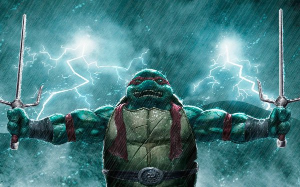TV Show Teenage Mutant Ninja Turtles Raphael HD Wallpaper | Background Image