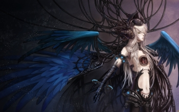 Dark - Angel Wallpapers and Backgrounds ID : 229833
