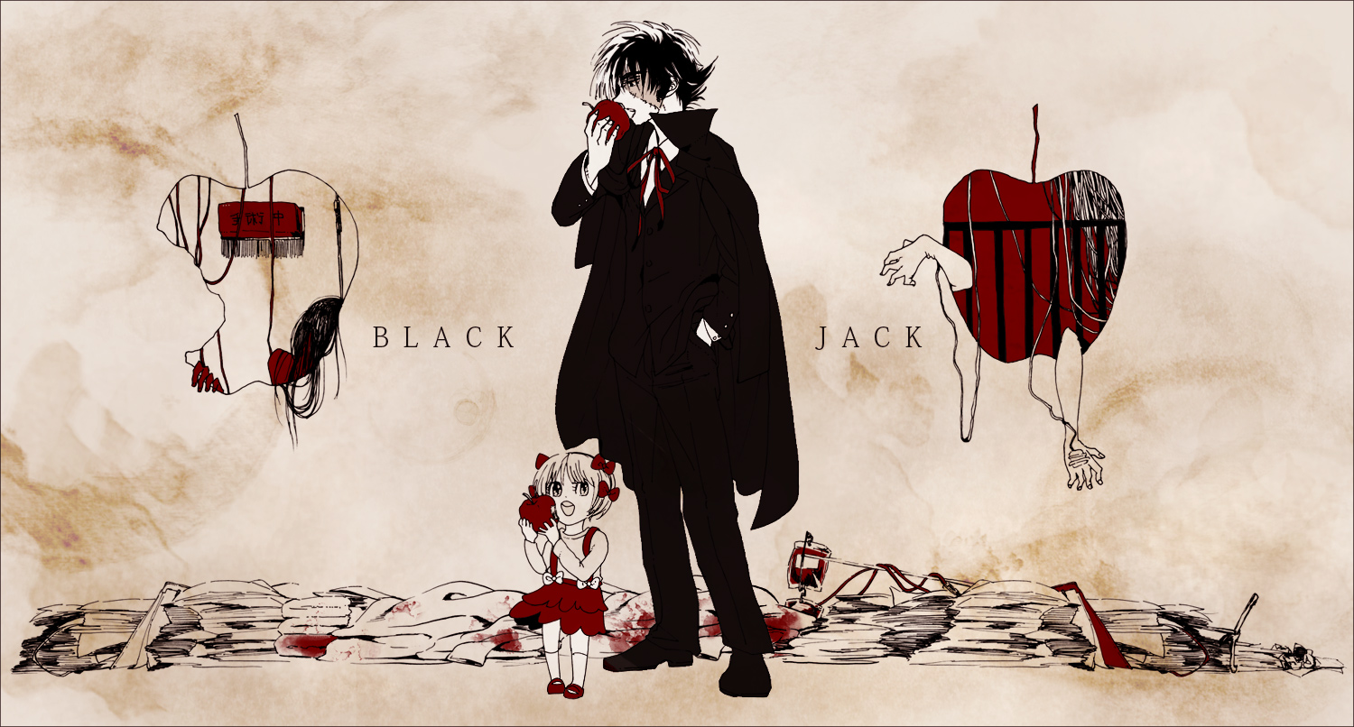 3 black jack hd wallpapers backgrounds wallpaper abyss - Wallpaper manga anime ...