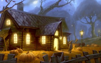 Anime - Halloween Wallpapers and Backgrounds ID : 230453