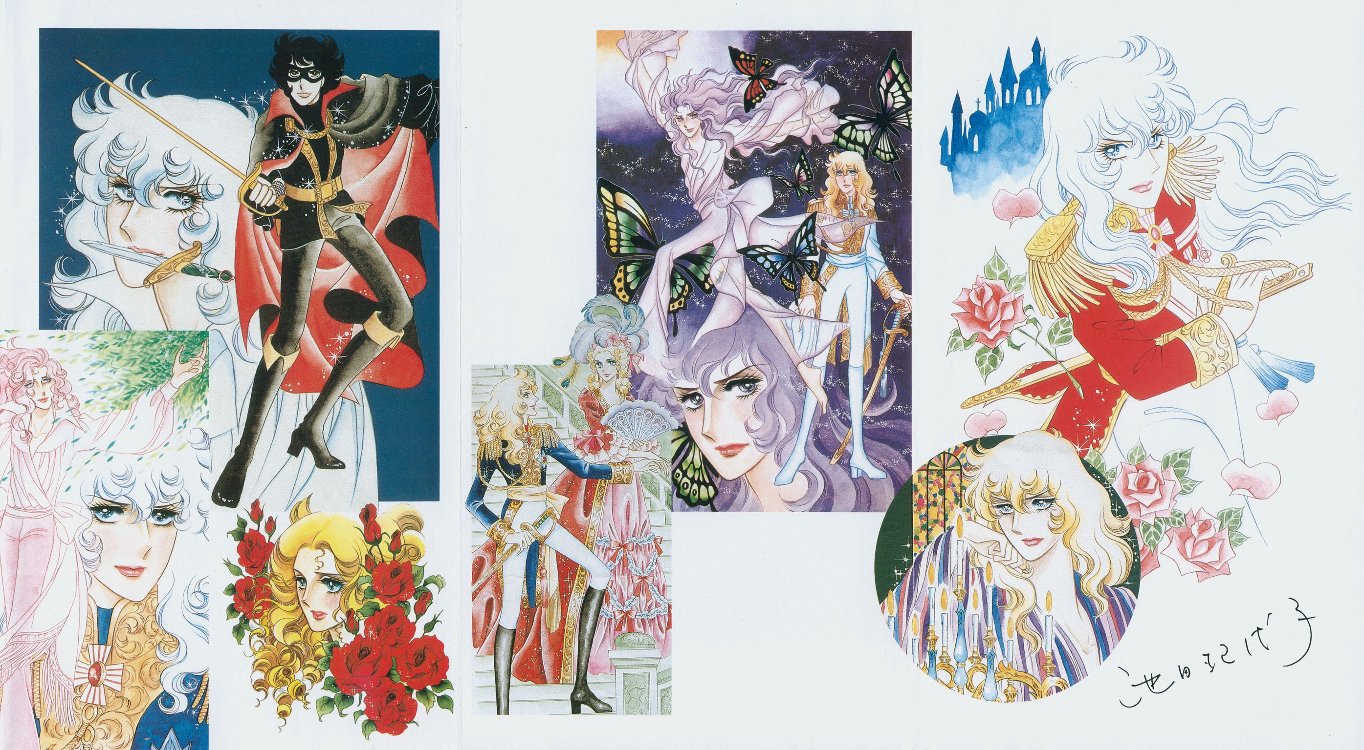 Anime - Rose Of Versailles Wallpaper