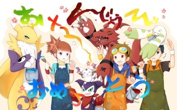 Anime - Digimon Wallpapers and Backgrounds ID : 231471