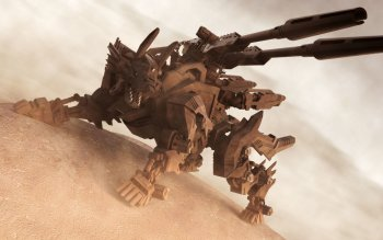 Anime - Zoids Wallpapers and Backgrounds