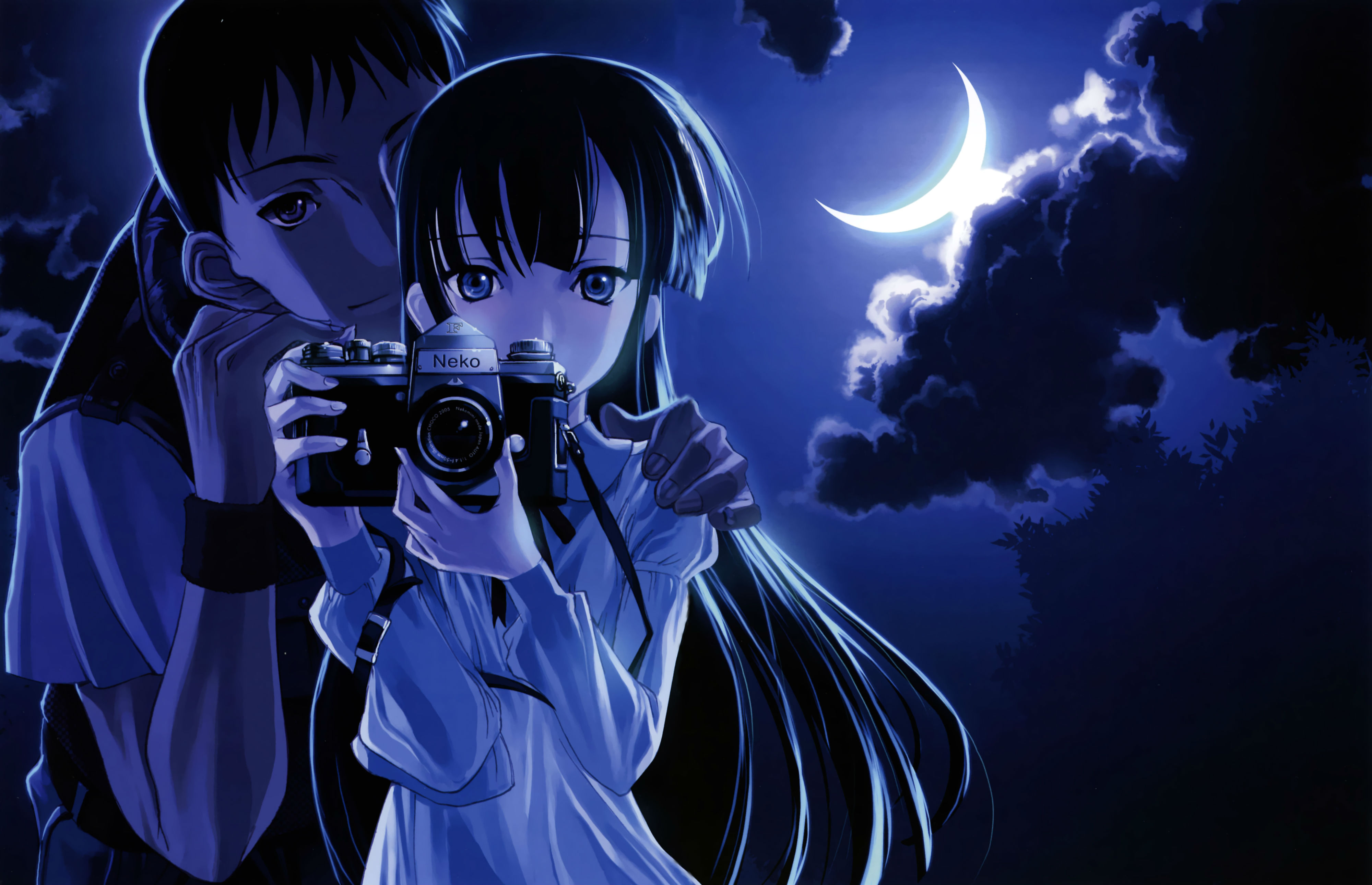 14 Tsukuyomi Moon Phase Hd Wallpapers Background Images