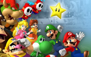 Video Game - Mario Wallpapers and Backgrounds ID : 232143
