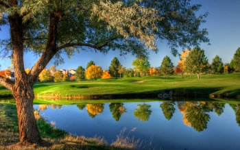 19 Golf Course Hd Wallpapers Background Images Wallpaper