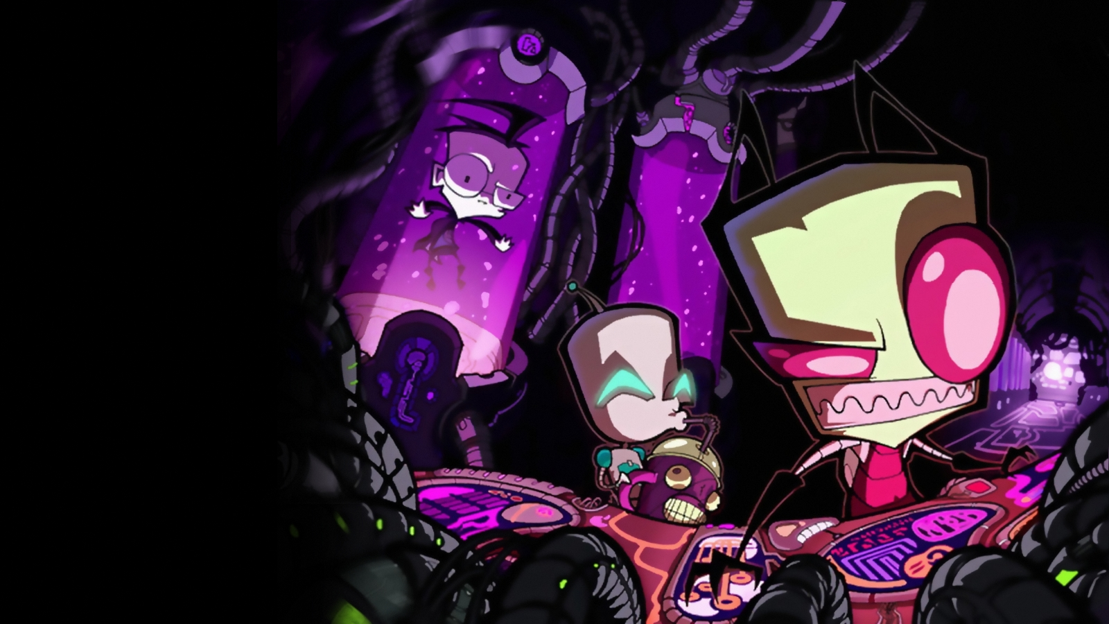 invader zim wallpaper for iphone