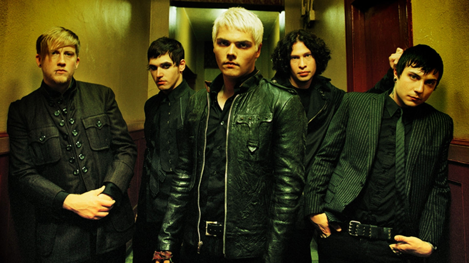My Chemical Romance HD Wallpaper | Background Image | 1920x1080 | ID:233483 - Wallpaper Abyss