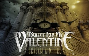 Music - Bullet For My Valentine Wallpapers and Backgrounds ID : 233323