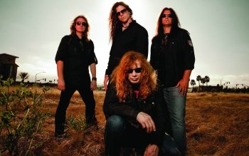 Music - Megadeth Wallpapers and Backgrounds ID : 233443