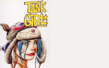 Comics - Tank Girl Wallpapers and Backgrounds ID : 233693