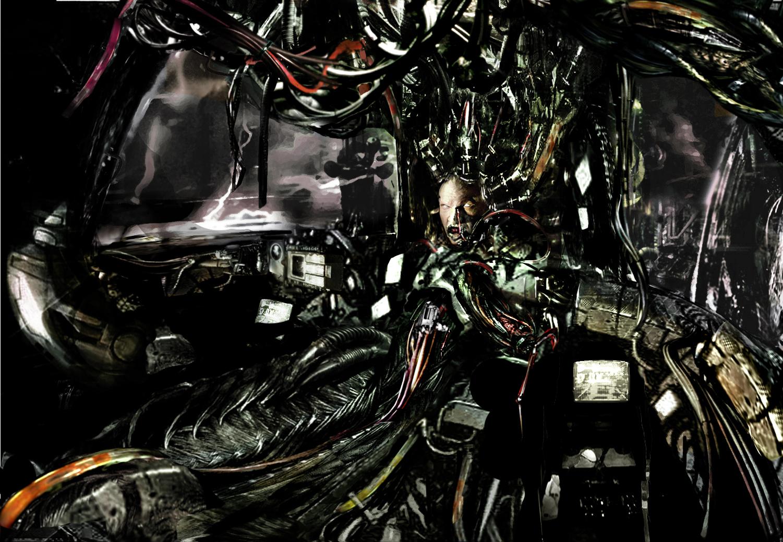 Deus Ex Machina Cyberpunk Movie Computer Wallpapers