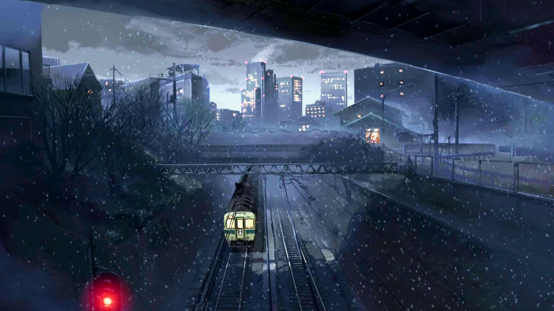 5 Centimeters Per Second HD Wallpaper   Background Image ...