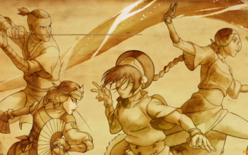 Anime - Avatar: The Legend Of Korra Wallpapers and Backgrounds ID : 234401