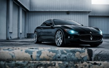 Vehicles - Maserati Wallpapers and Backgrounds ID : 235193