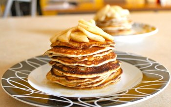 Food - Pancake Wallpapers and Backgrounds ID : 235803