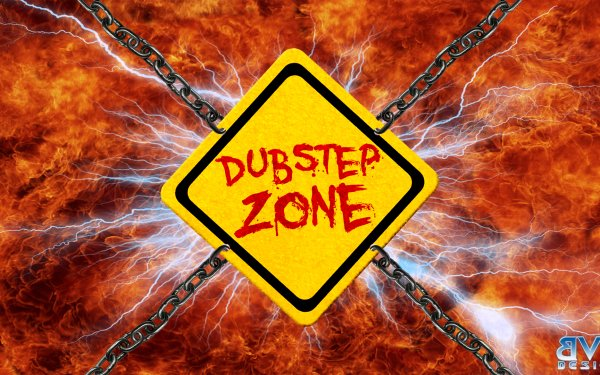 Music Dubstep Sign Fire HD Wallpaper | Background Image