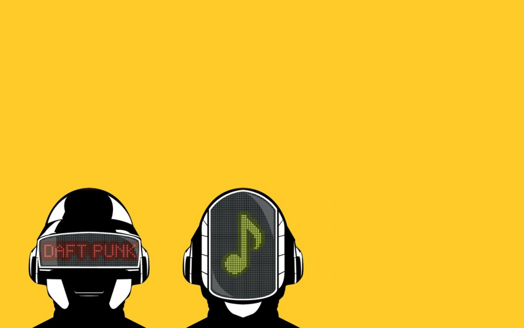 Daft Punk Wallpaper and Background Image | 1680x1050 | ID:236171 ...