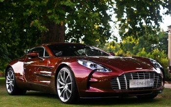 Vehículos - Aston Martin One-77 Wallpapers and Backgrounds ID : 236613