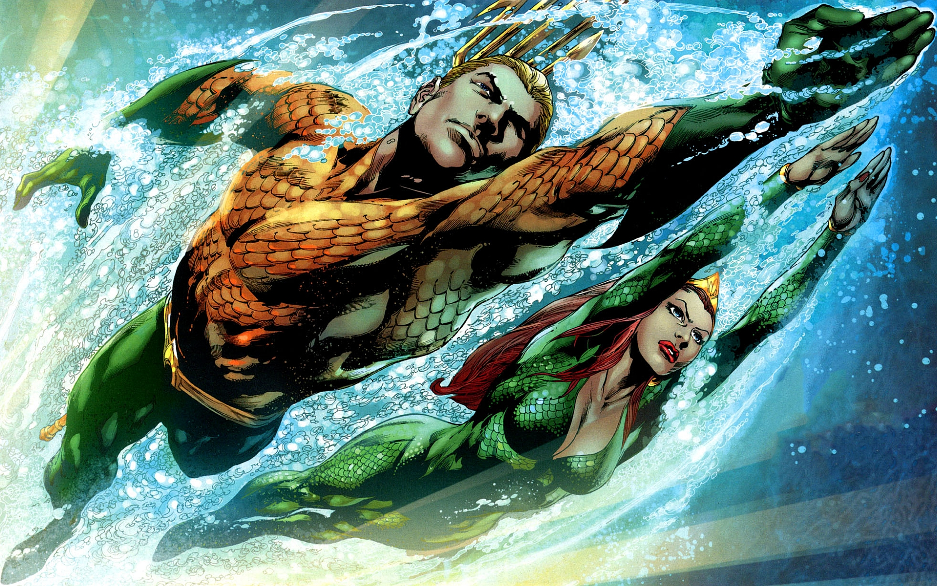 70 Aquaman Wallpapers | Aquaman Backgrounds