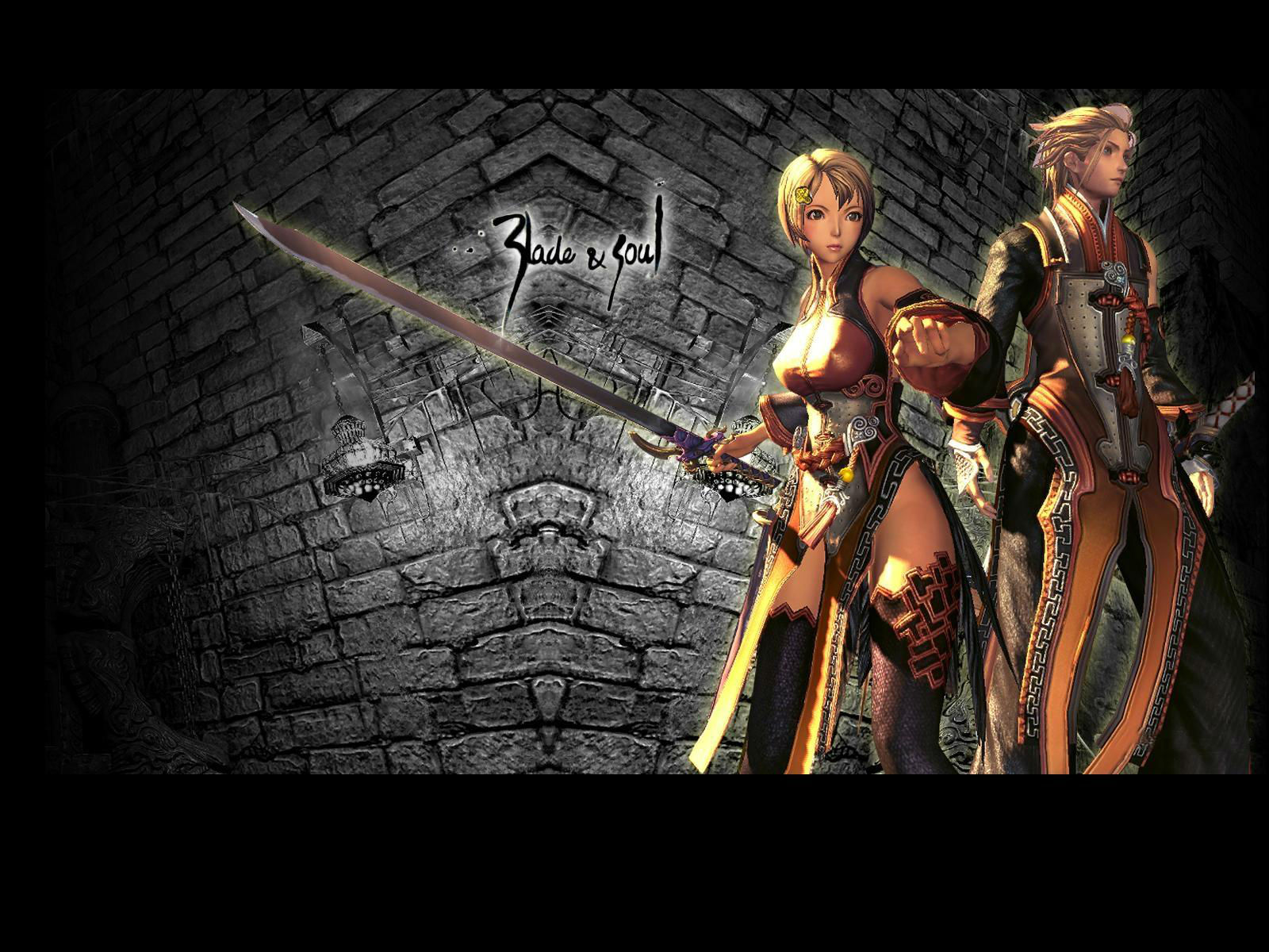 Blade And Soul Wallpaper: Blade & Soul Wallpaper And Background Image