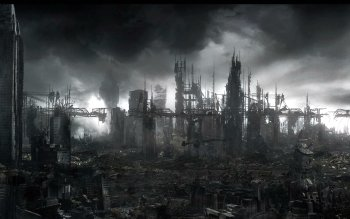 Sciencefiction - Post Apocalyptisch Wallpapers and Backgrounds ID : 237043