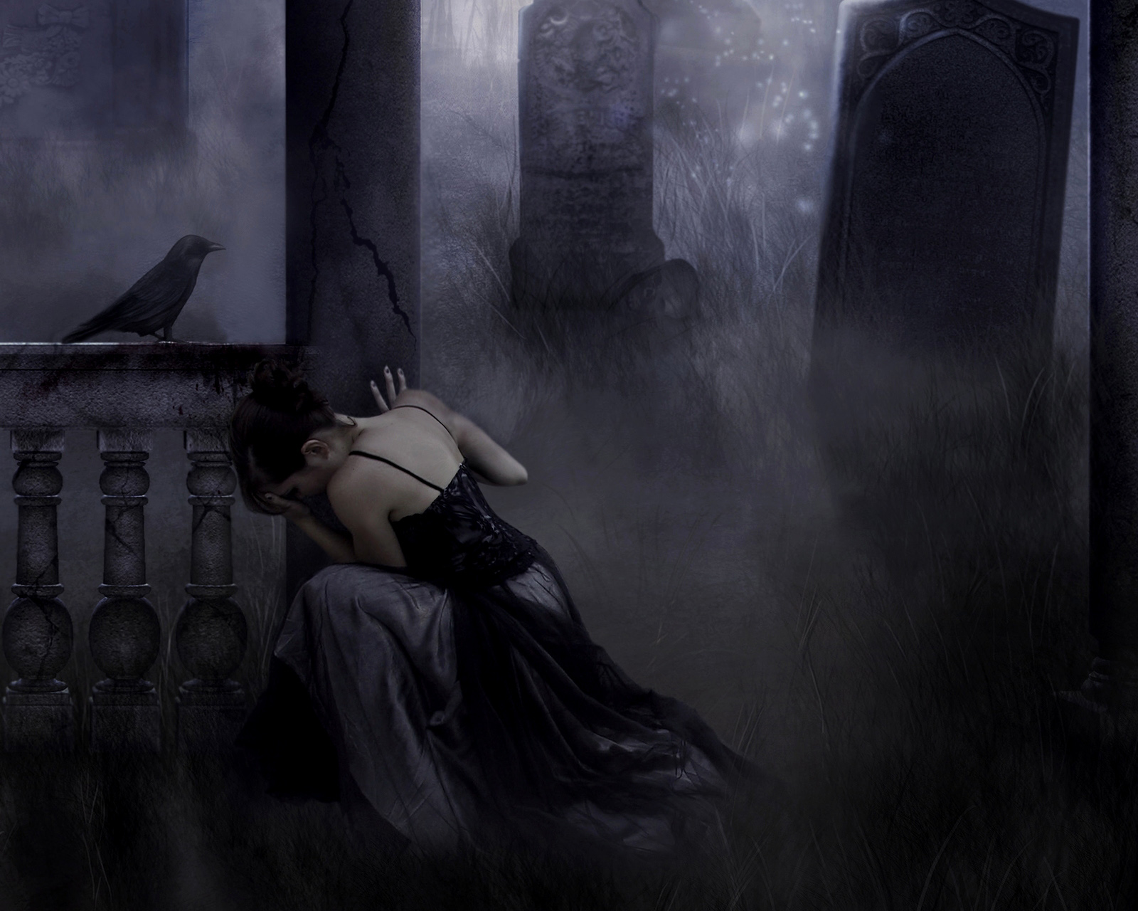 Gothic Wallpaper And Background 1600x1280 Id 238481