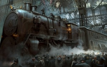 Science-Fiction - Steampunk Wallpapers and Backgrounds ID : 238271