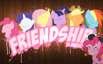 Cartoon - My Little Pony Wallpapers and Backgrounds ID : 238693