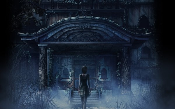Video Game Fatal Frame Dark Haunted Horror Scary HD Wallpaper   Background Image