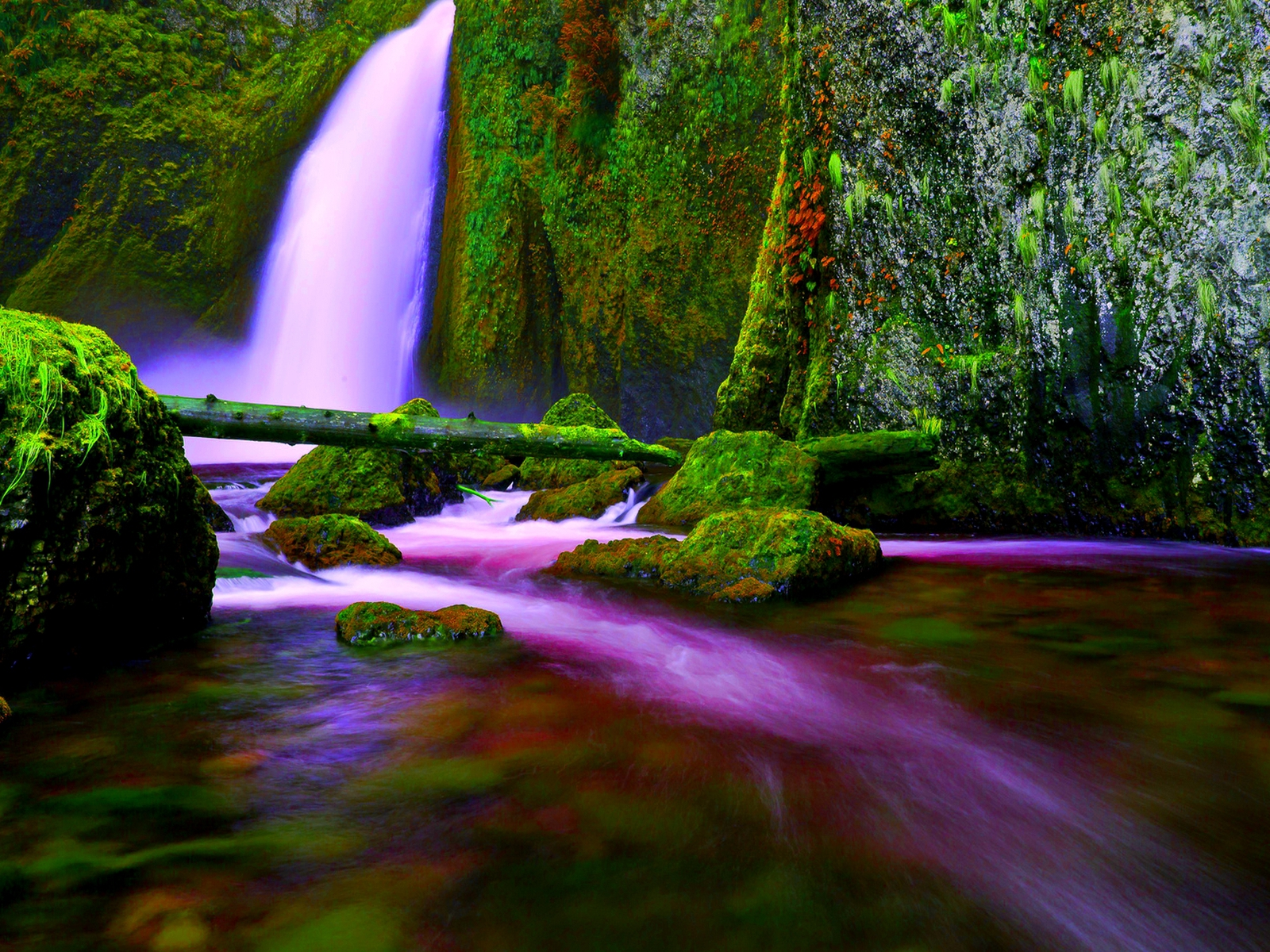 Waterfall computer wallpapers desktop backgrounds - Desktop wallpaper 1600x1200 ...
