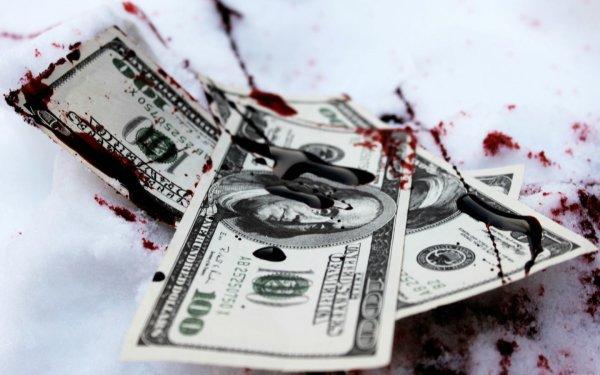 Dark Blood Money HD Wallpaper | Background Image