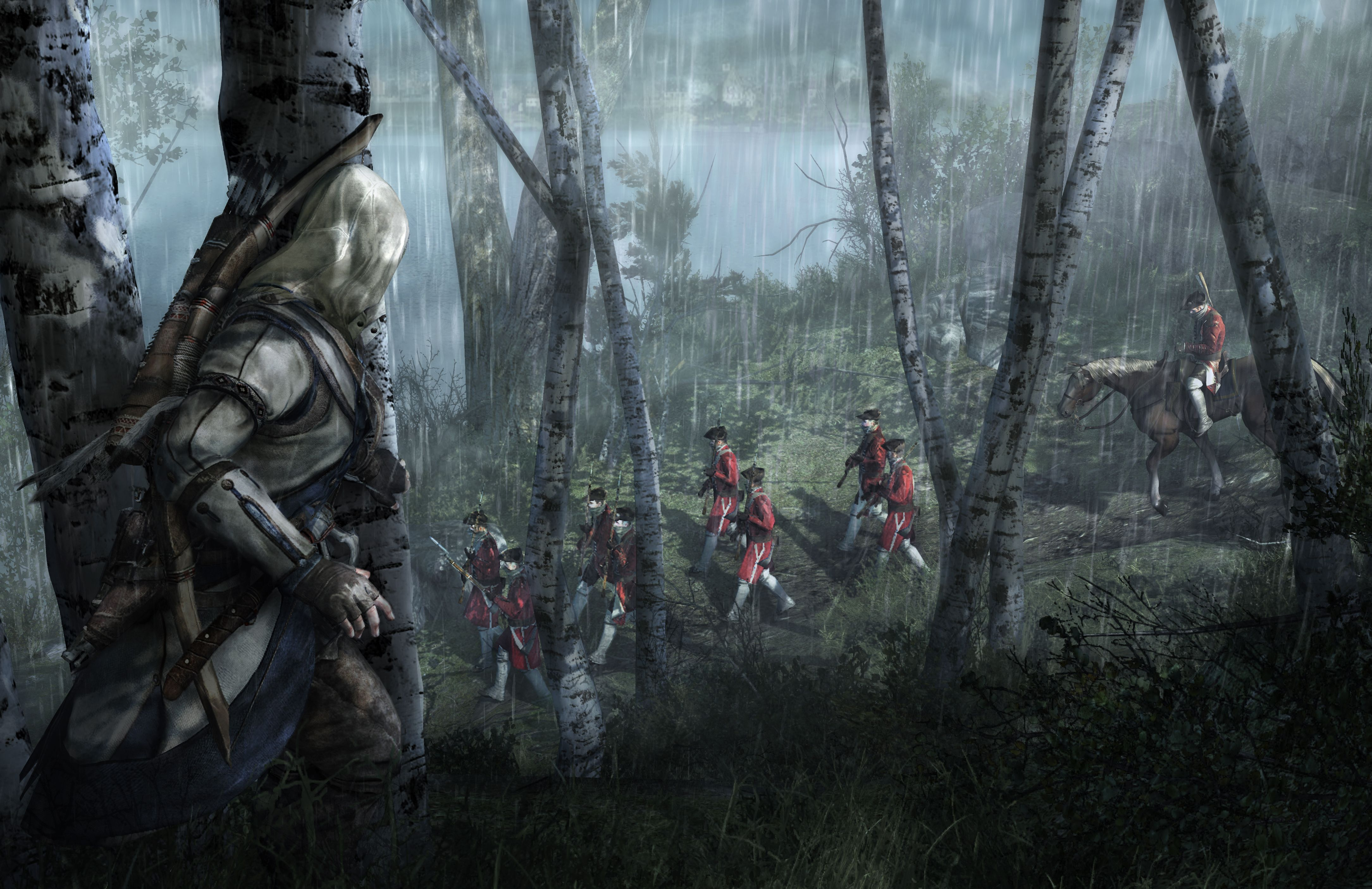 189 Assassin's Creed III HD Wallpapers | Backgrounds ...