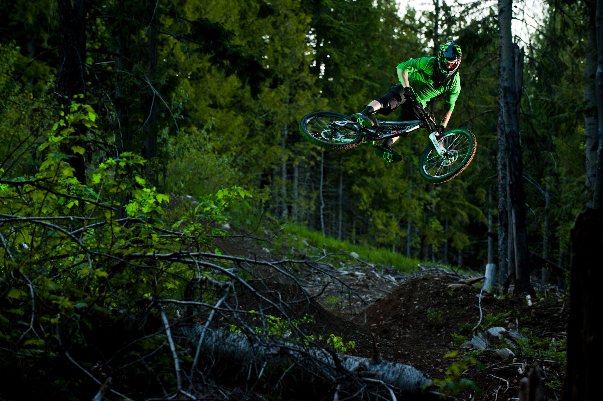 15 Mountain Bike Hd Wallpapers Background Images Wallpaper Abyss