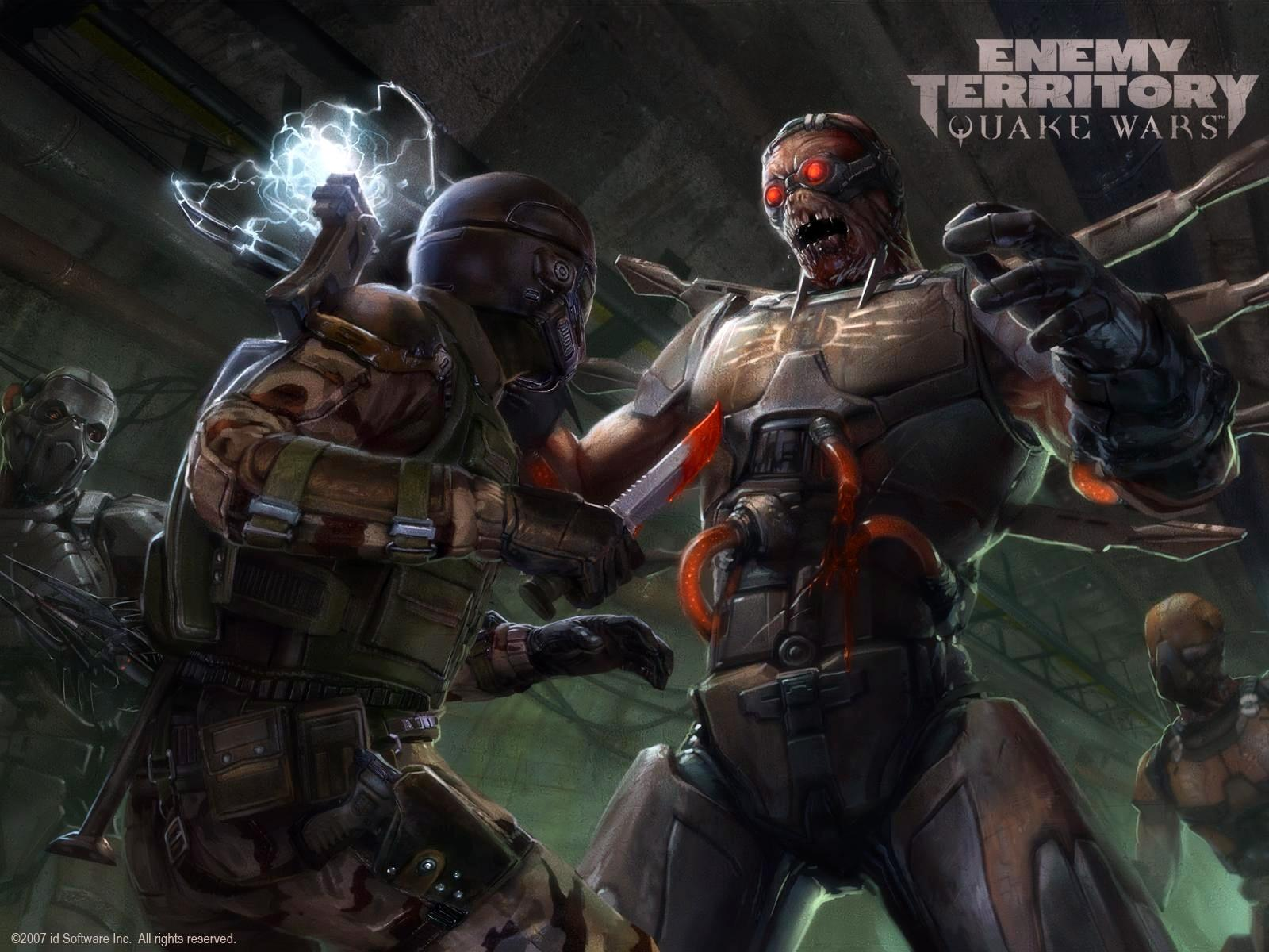 Enemy Territory: Quake Wars : Patches